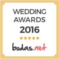 Wedding Awards 2016 bodas.net