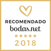 Recomendado bodas.net 2018